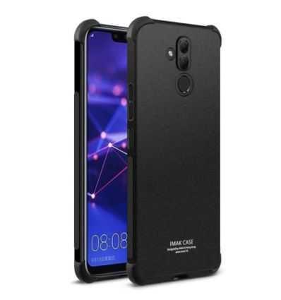 Coque Huawei Mate 20 Lite Class Protect - Noir mat