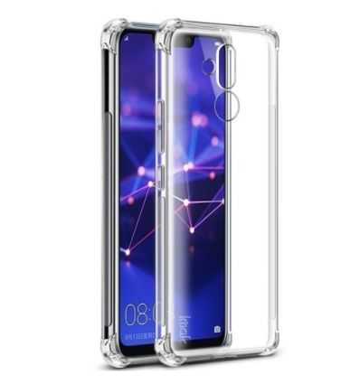 Coque Huawei Mate 20 Lite Class Protect - Transparent