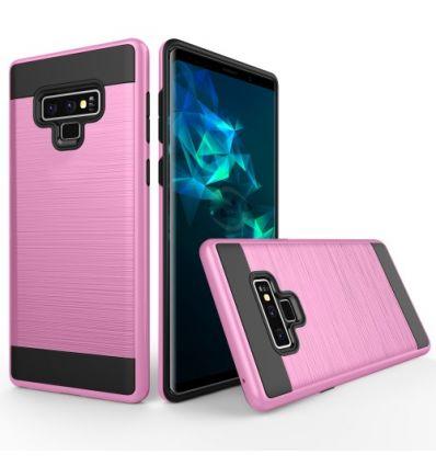 Samsung Galaxy Note 9 - Coque brossée premium