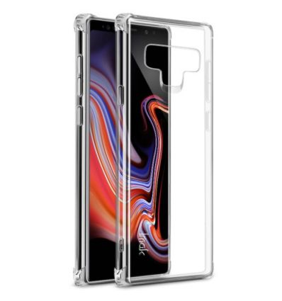 Coque Samsung Galaxy Note 9 Class Protect - Transparent