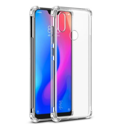 Coque Xiaomi Mi A2 Lite Class Protect - Transparent