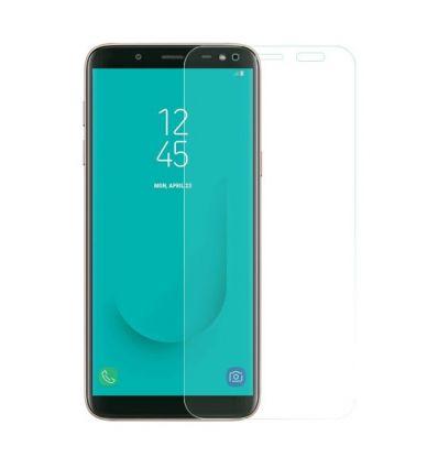 Samsung Galaxy J6 - 2 protections d'écran en verre trempé