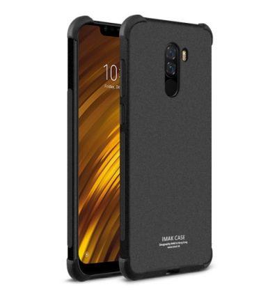Coque Xiaomi Pocophone F1 Class Protect - Noir mat