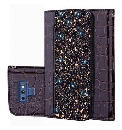 Housse Samsung Galaxy Note 9 Luxury Croco