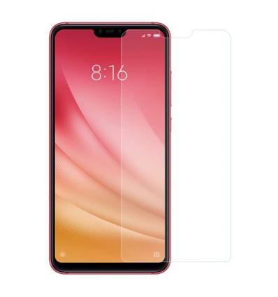 2 protections d'écran en verre trempé pour Xiaomi Mi 8 Lite