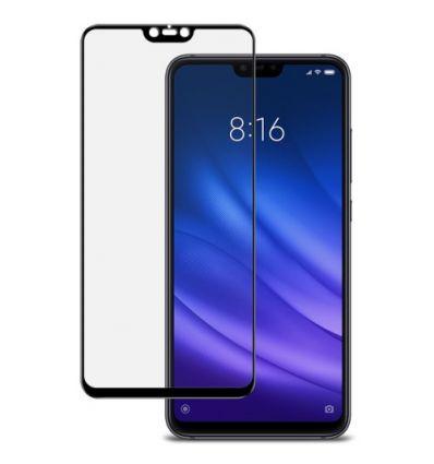 Protection d'écran Xiaomi Mi 8 Lite en Verre Trempé Full Size - Noir