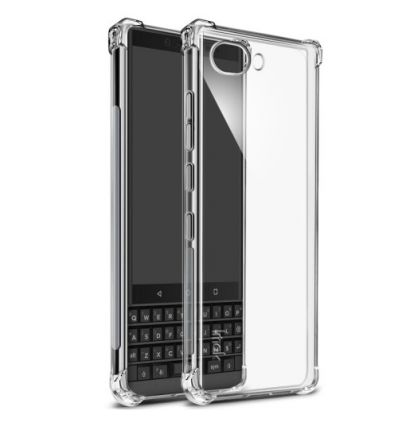 Coque BlackBerry KEY2 Class Protect - Transparent