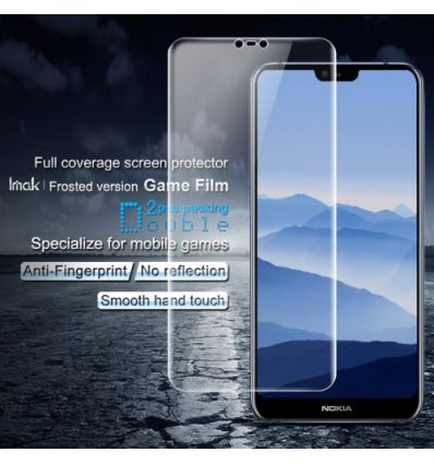 Protection d'écran pour Nokia 7.1 Full protection Hydrogel