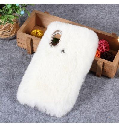 Coque Xiaomi Redmi Note 5 en fausse fourrure luxury