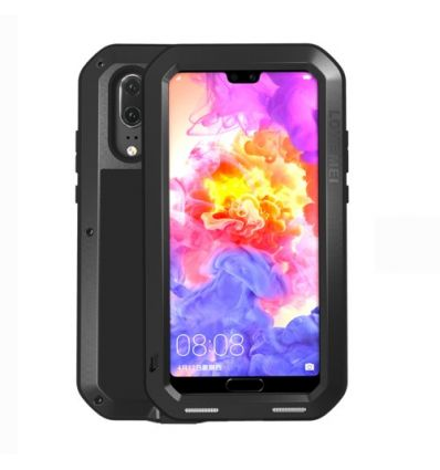 Coque Huawei P20 LOVE MEI Powerful Ultra Protectrice