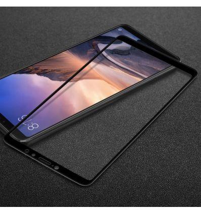 Protection d'écran Xiaomi Mi Max 3 en verre trempé Full Size - Noir