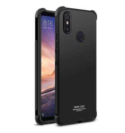Coque Xiaomi Mi Max 3 Class Protect - Noir métal