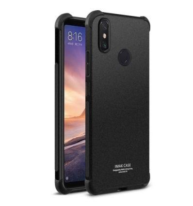 Coque Xiaomi Mi Max 3 Class Protect - Noir mat