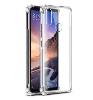 Coque Xiaomi Mi Max 3 Class Protect - Transparent