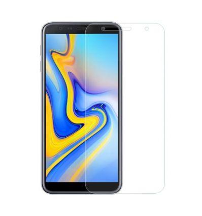 2 protections d'écran en verre trempé pour Samsung Galaxy J6 Plus