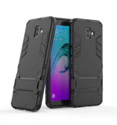 Coque Samsung Galaxy J6 Plus Cool guard antichoc avec support intégré