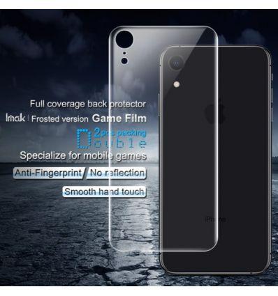 Film de protection arrière pour iPhone XR en hydrogel