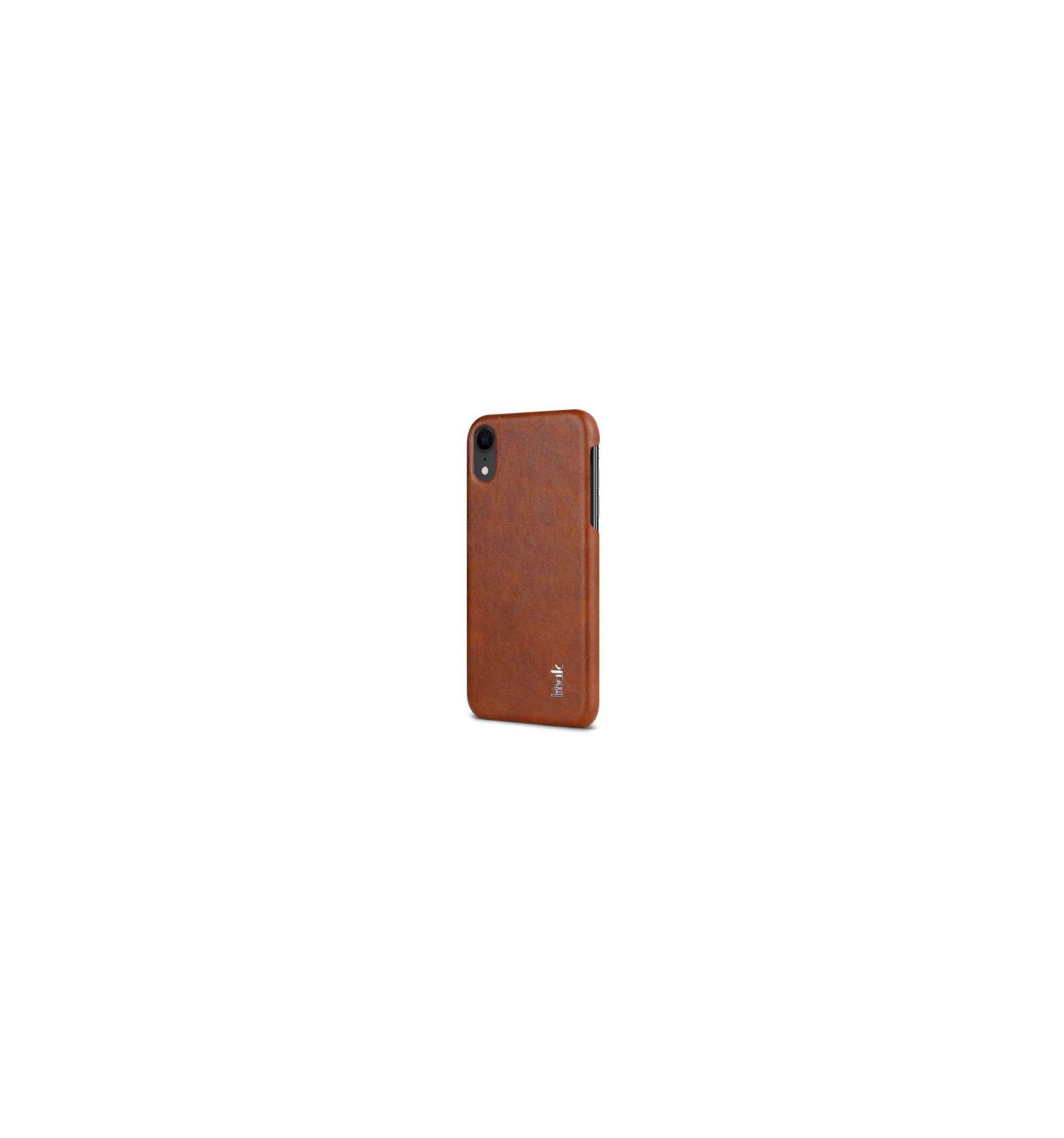 coque cuir marron iphone xr