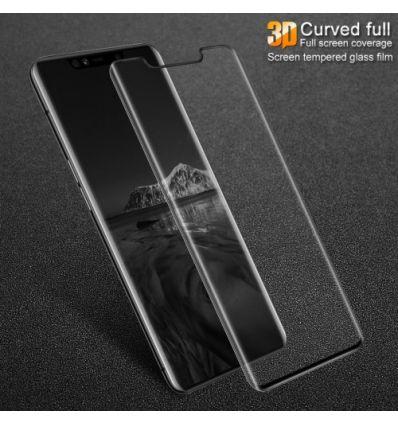 Protection d'écran Huawei Mate 20 Pro en verre trempé Full Size - Noir
