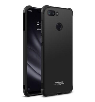 Coque Xiaomi Mi 8 Lite Class Protect - Noir métal