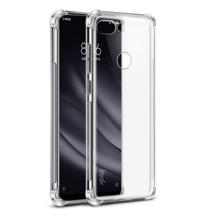 Coque Xiaomi Mi 8 Lite Class Protect - Transparent