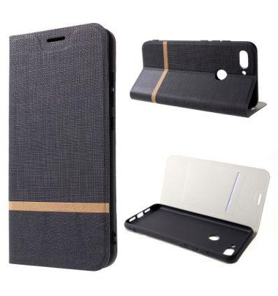 Housse Xiaomi Mi 8 Lite Steel Porte Carte