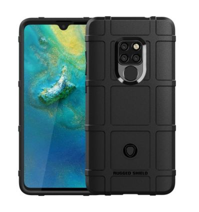Coque Huawei Mate 20 protectrice square grid