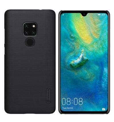Coque Huawei Mate 20 Nillkin Rigide Givrée