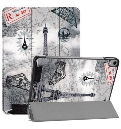 Coque iPad Pro 11 pouces avec rabat - Tour Eiffel