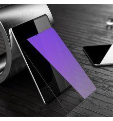 Protection d'écran en verre trempé anti-lumière bleue pour iPad Pro 11 pouces