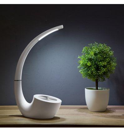 Enceinte bluetooth avec lumière intégrée