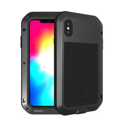 Coque iPhone XS Max LOVE MEI Powerful Ultra Protectrice