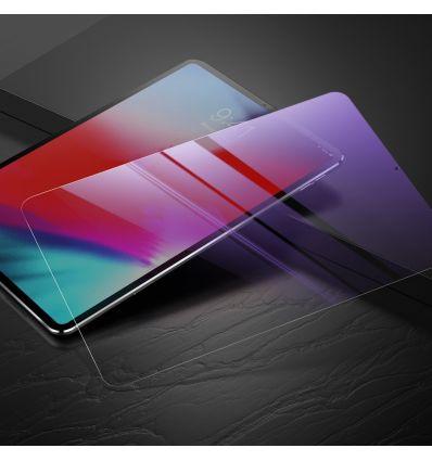 Protection d'écran en verre trempé anti-lumière bleue pour iPad Pro 12.9 2018