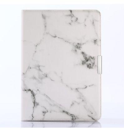Housse iPad 9.7 2018 / 2017 Imprimée Marbre
