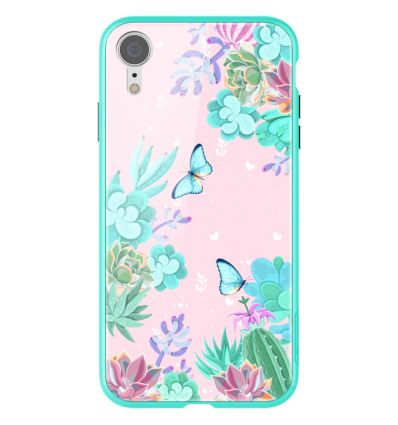 Coque iPhone XR Floral Case