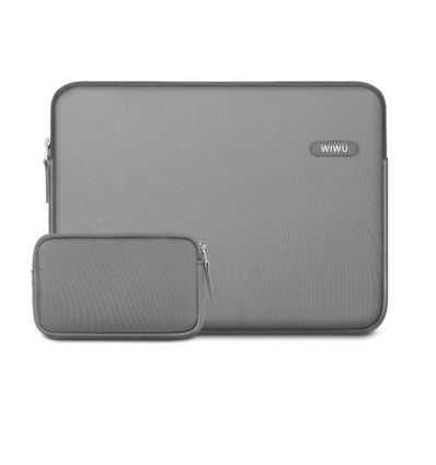 Housse MacBook Pro / Air 13 pouces Imperméable - Gris