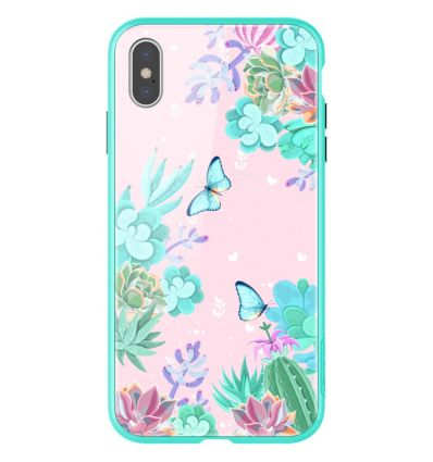 Coque iPhone XS Max Floral Case