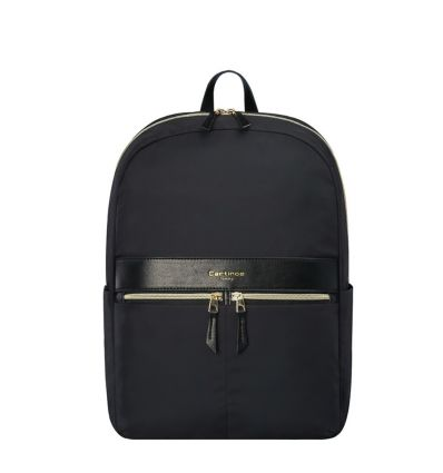 Sac à dos en nylon London - Noir
