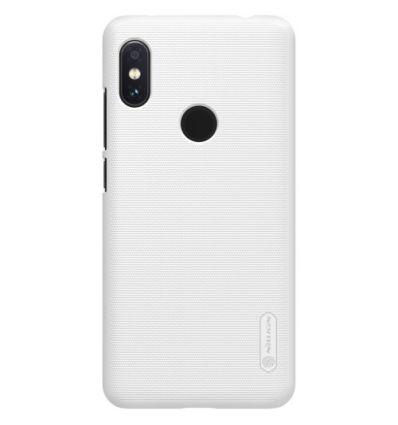 Coque Xiaomi Redmi Note 6 Pro Nillkin Rigide Givrée