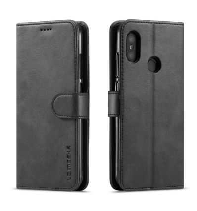 Housse Xiaomi Redmi Note 6 Pro Leather Case