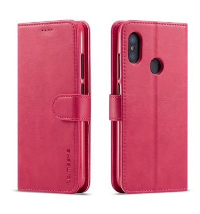Housse Xiaomi Redmi Note 6 Pro Leather Case