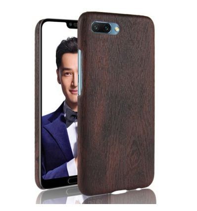 Coque Honor 10 style bois
