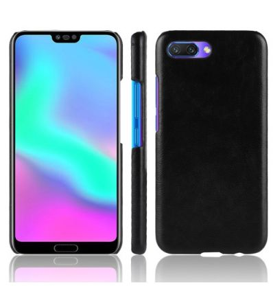 Coque Honor 10 Effet Cuir