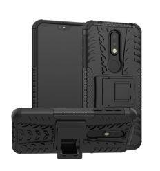 Coque Nokia 7.1 antidérapante avec support intégré