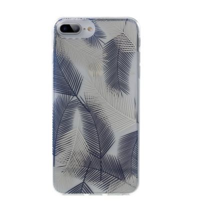 coque iphone 8 plus feuille de palmier