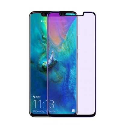 Protection d'écran Huawei Mate 20 Pro en verre trempé anti-lumière bleue