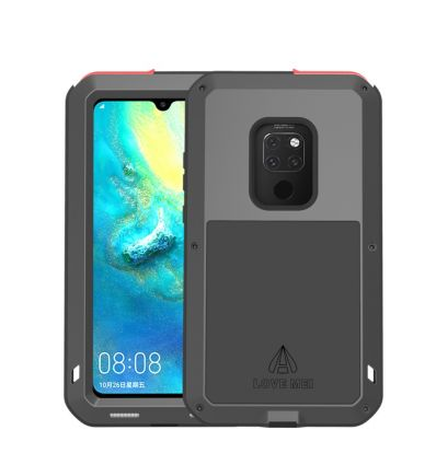 Huawei Mate 20 - Coque LOVE MEI Powerful Ultra Protectrice