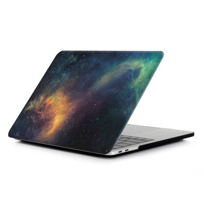 MacBook Air 13 pouces 2018 - Coque rigide galaxie 2