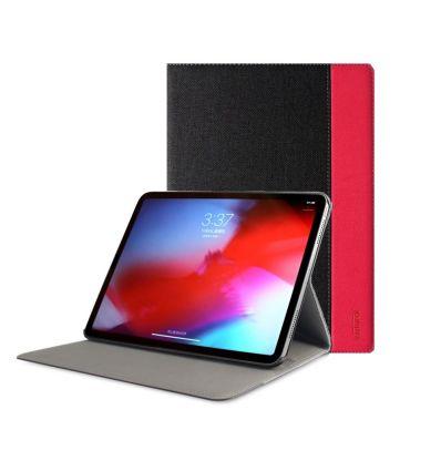 "iPad Pro 12.9"" 2018 - Housse MUTURAL bicolore revêtement tissu"