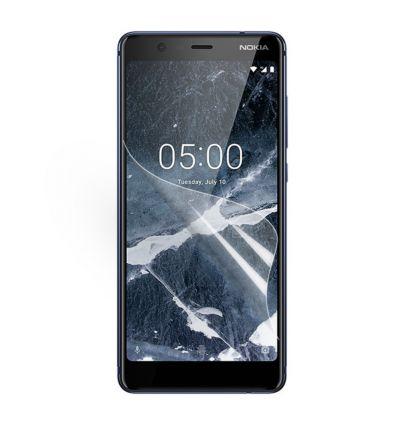 Nokia 5.1 - 5 films protecteurs écran